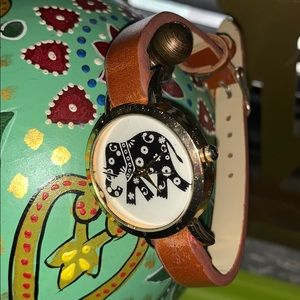 🐘Boho Elephant watch for women🐘